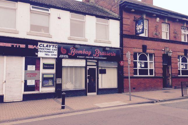 Thumbnail Restaurant/cafe for sale in Clayton Street, Bedlington Station