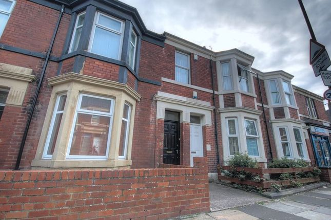 Thumbnail Flat for sale in Helmsley Road, Sandyford, Newcastle Upon Tyne