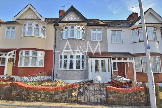 Thumbnail Terraced house for sale in Horns Road, Ilford