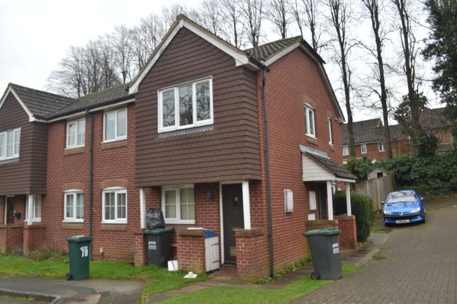 Thumbnail Flat to rent in Tylersfield, Abbots Langley