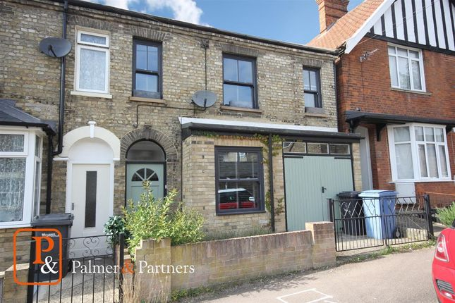 4 bed end terrace house for sale in Suffolk Road, Sudbury CO10