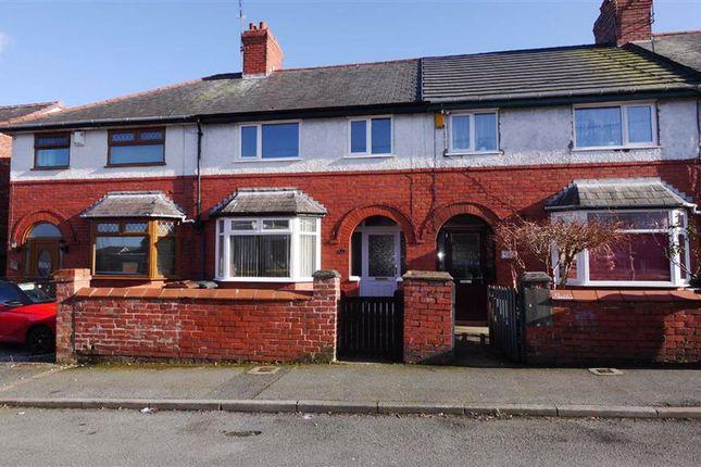 3 bed terraced house to rent in Primrose Street, Deeside, Flintshire CH5