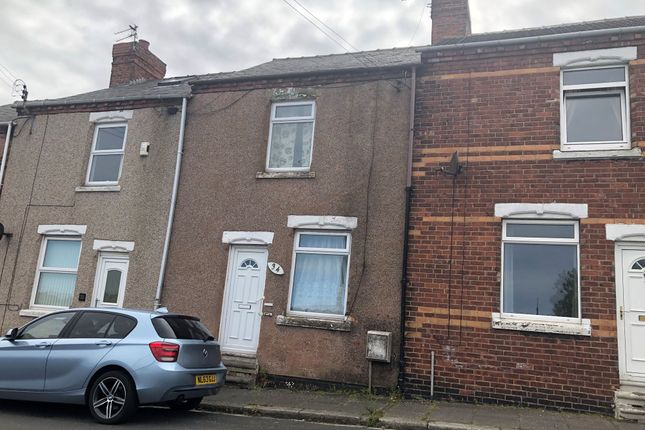 Thumbnail Terraced house for sale in Fourth Street, Horden, Peterlee