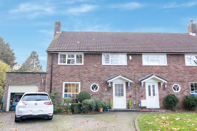 Thumbnail Semi-detached house for sale in Beehive Green, Welwyn Garden City, Hertfordshire