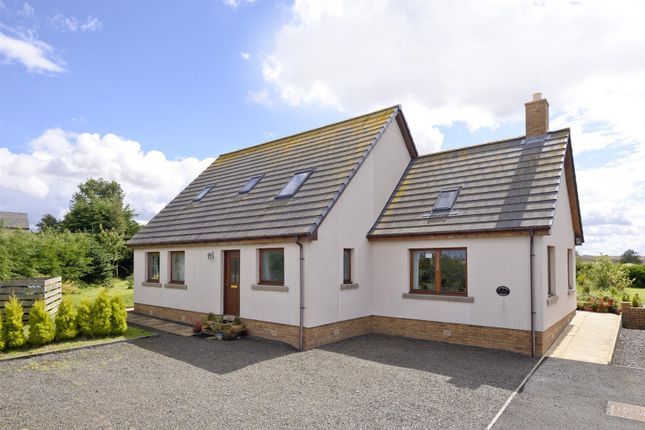 Thumbnail Detached house for sale in Cinnamon House, Whitsome, Duns