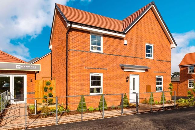 """Thumbnail Detached house for sale in """"Alderney"""" at Austen Drive, Tamworth"""