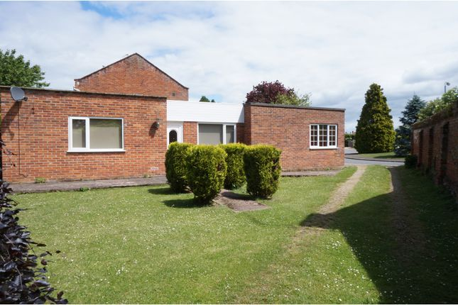 Thumbnail Semi-detached bungalow for sale in Hall Hills, Diss