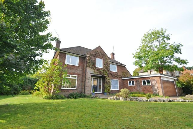 Thumbnail Detached house to rent in Elsenwood Drive, Camberley