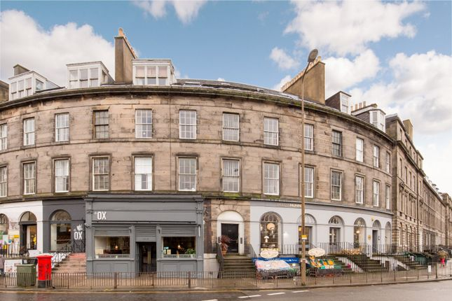 Thumbnail Flat for sale in London Street, New Town, Edinburgh