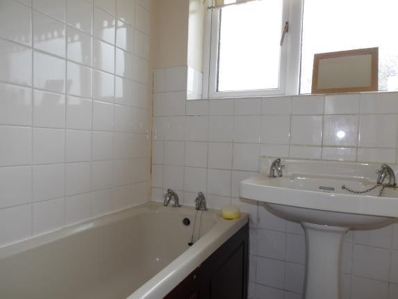 Bathroom of Garth Wen, Llanfairfechan, Conwy LL33