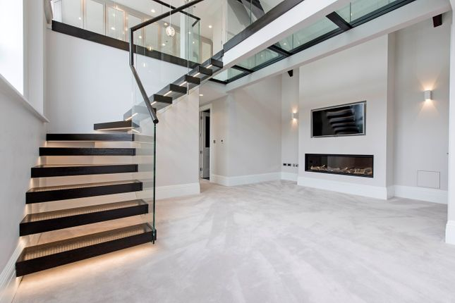 Thumbnail End terrace house to rent in Old Garden House, Bridge Lane, Battersea