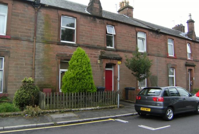 Thumbnail Flat to rent in 80 Glebe Street, Dumfries