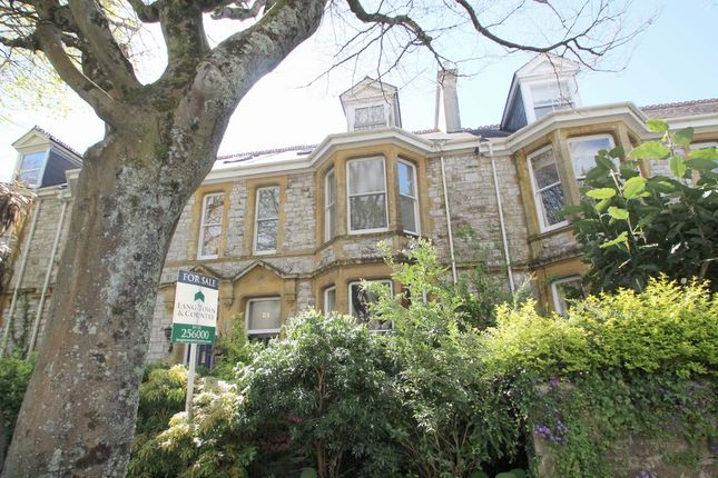 Thumbnail Terraced house for sale in Whiteford Road, Mannamead, Plymouth