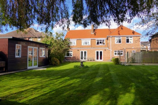 Thumbnail Detached house for sale in Queens Road, Wisbech, Cambridgeshire