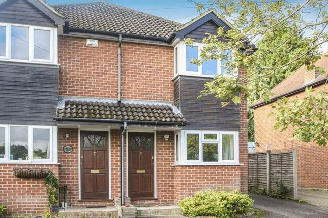 Thumbnail Property for sale in Boundary Road, Wooburn Green, High Wycombe