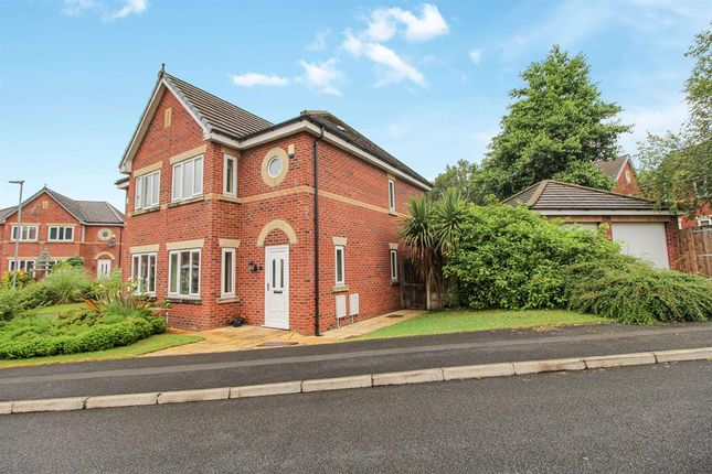 Thumbnail Semi-detached house for sale in Stonemead Drive, Manchester, Manchester