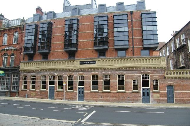 Thumbnail Flat to rent in Clifford Street, York