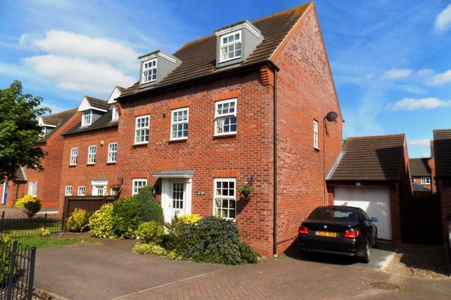 Thumbnail Property to rent in Common Lane, Fradley, Staffordshire