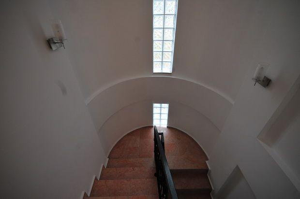Turret Staircase of Upper Ovacik, Fethiye, Muğla, Aydın, Aegean, Turkey