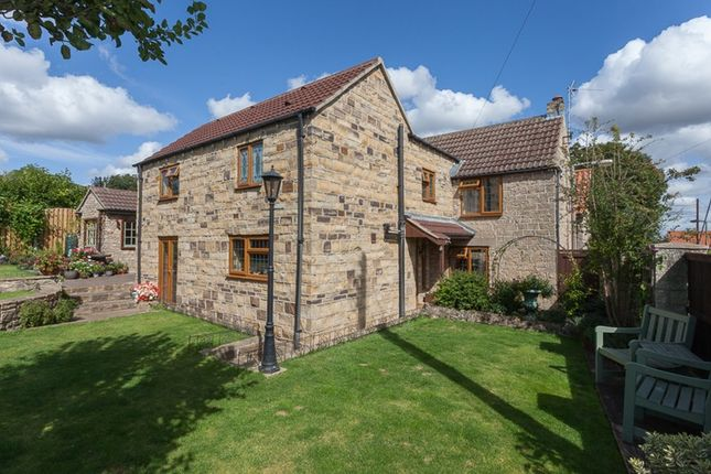 Thumbnail Detached house for sale in Lindrick Road, Woodsetts, Nottinghamshire