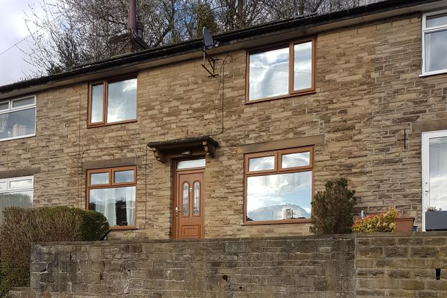 Thumbnail Terraced house for sale in Old Lees Road, Hebden Bridge, Yorkshire