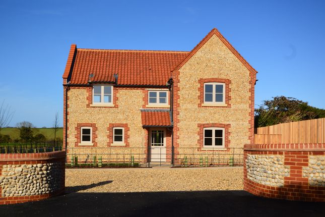 Thumbnail Detached house for sale in Holt Road, Cley, Norfolk