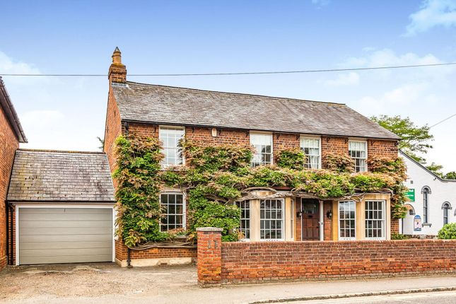 Thumbnail Detached house for sale in Wargrave Road, Twyford, Reading