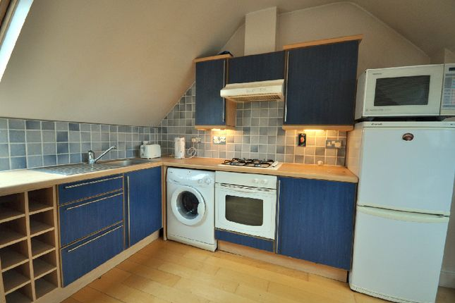 Thumbnail Flat to rent in Chessington Road, Ewell