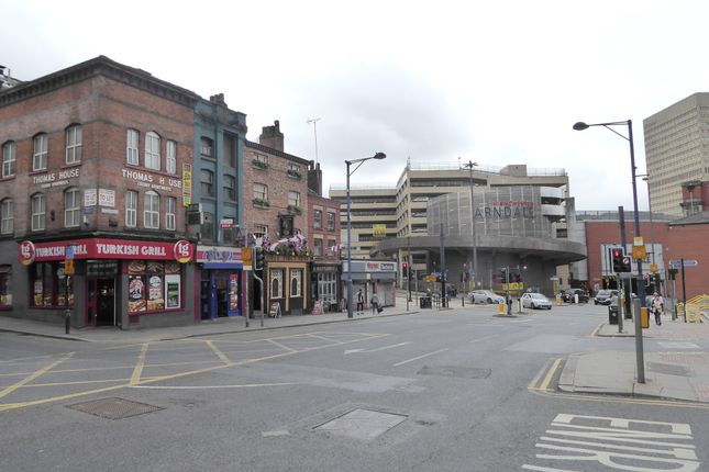 Thumbnail Flat for sale in Shudehill, Manchester