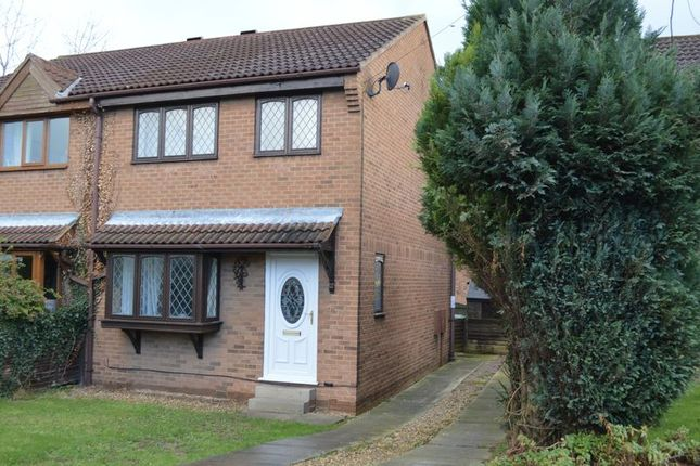 Thumbnail Semi-detached house to rent in The Poplars, Knottingley