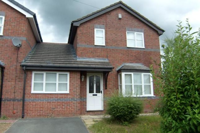 Thumbnail Detached house to rent in Bangor Road, Johnstown, Wrexham