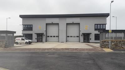 Thumbnail Light industrial to let in Industrial Units, Sector 2, Aerohub Business Park, St Mawgan, Newquay, Cornwall