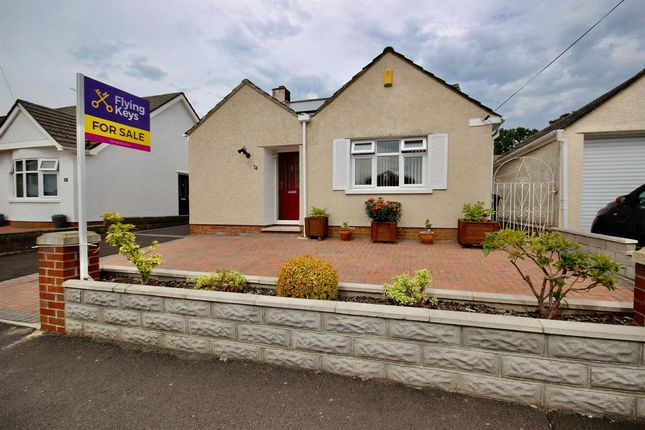 Thumbnail Bungalow for sale in Heol Hendre, Cardiff