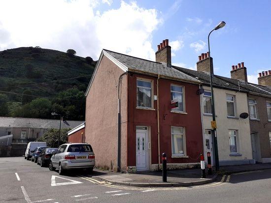 Marine Street, Cwm, Ebbw Vale NP23