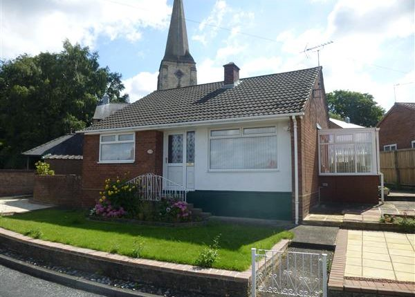 Thumbnail Detached bungalow for sale in Kirk View, Acomb, York