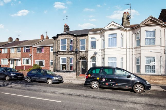 Thumbnail Flat for sale in Denmark Road, Lowestoft