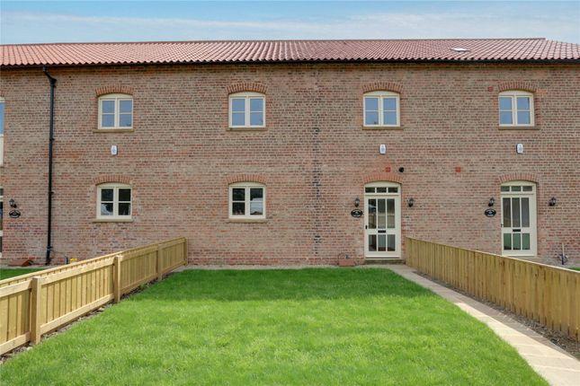 Terraced house for sale in Enholmes Farm, Patrington, East Riding Of Yorkshi