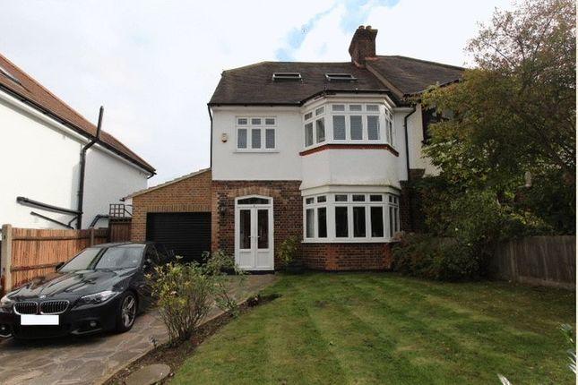 Thumbnail Semi-detached house for sale in Farm Close, Sutton
