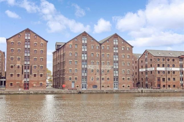 Thumbnail Flat for sale in The Docks, Gloucester