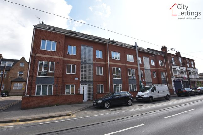Thumbnail Flat to rent in Radford Road, Radford