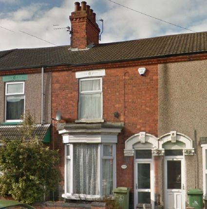 Thumbnail Terraced house to rent in Alexandra Road, Grimsby