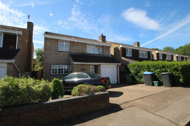 Thumbnail Detached house to rent in Botley Road, Hemel Hempstead