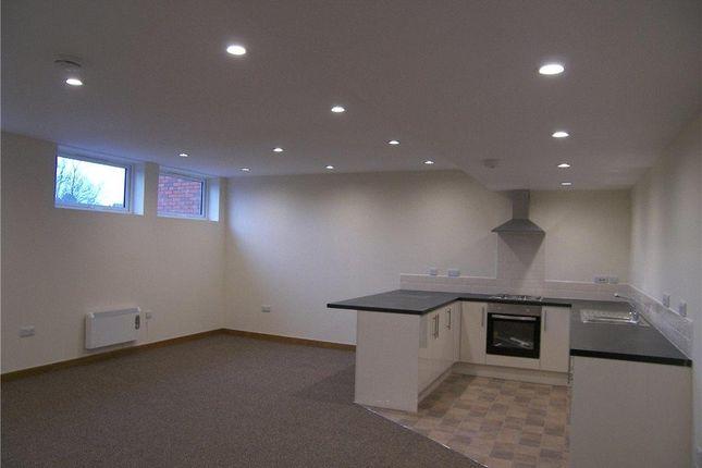 1 bed property to rent in 69-71 High Street, Alfreton, Derbyshire DE55