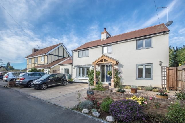 Thumbnail Detached house to rent in Chapmore End, Ware