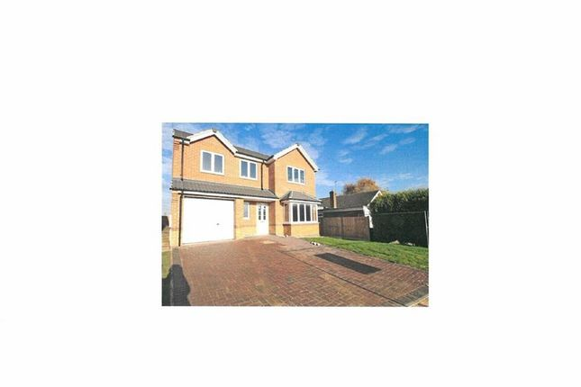 Thumbnail Link-detached house for sale in Greenhill Lane, Leabrooks, Alfreton