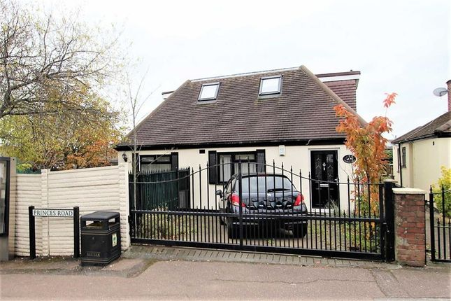 Thumbnail Detached bungalow for sale in Princes Road, Buckhurst Hill