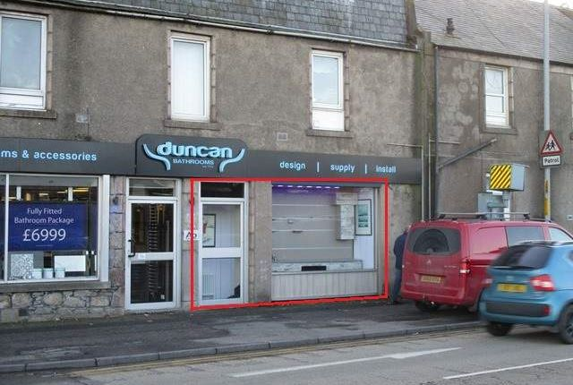 Thumbnail Retail premises for sale in Auchmill Road, Bucksburn, Aberdeen