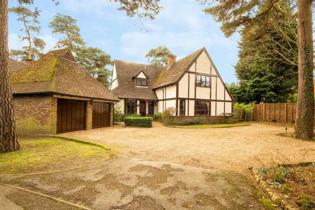 Thumbnail Detached house for sale in Tudor Close, Woking