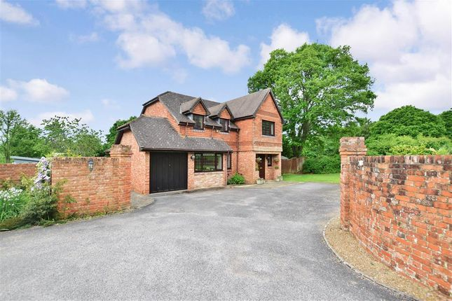 Thumbnail Detached house for sale in Eastbourne Road, Uckfield, East Sussex