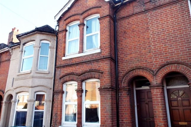 Thumbnail Property to rent in Livingstone Road, Southampton